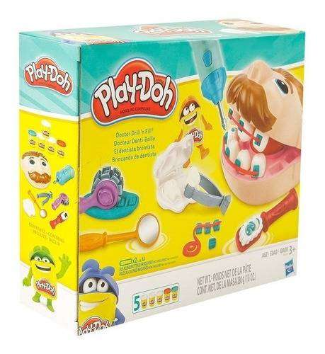 Play Doh - El Dentista Bromista Juego De Niños Y Niñas