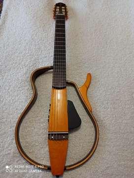Guitarra Yamaha silent slg 110 electroacústica