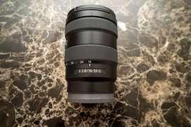 Vendo o cambió lente sony 16-55 f2.8