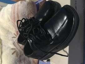 Zapato de vestir impecable