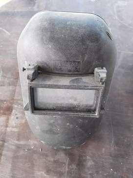 Vendo o cambio casco de soldar