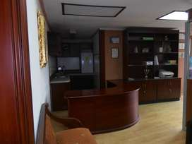 Rento oficina Universidad Católica El Girón