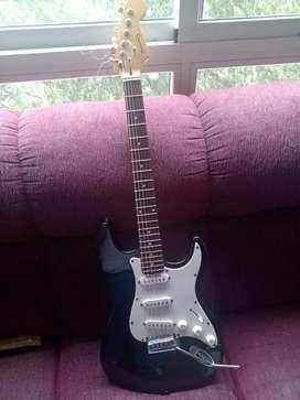 Guitarra burmeister (eléctrica)