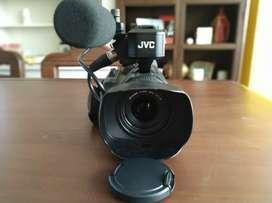 Filmadora JVC 4k CAM
