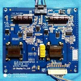 Vendo Tarjeta Inverter Tv LG 42LM3400