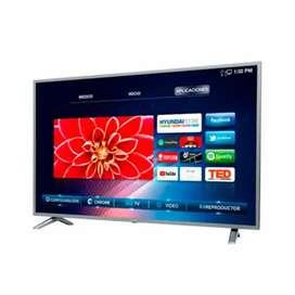 """Smart TV Hyundai 58"""" 4K Ultra HD Nuevo wifi y bluetooth"""