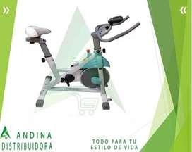 Bicicleta Estática Spinning Panel Incluye Asistencia 6/1