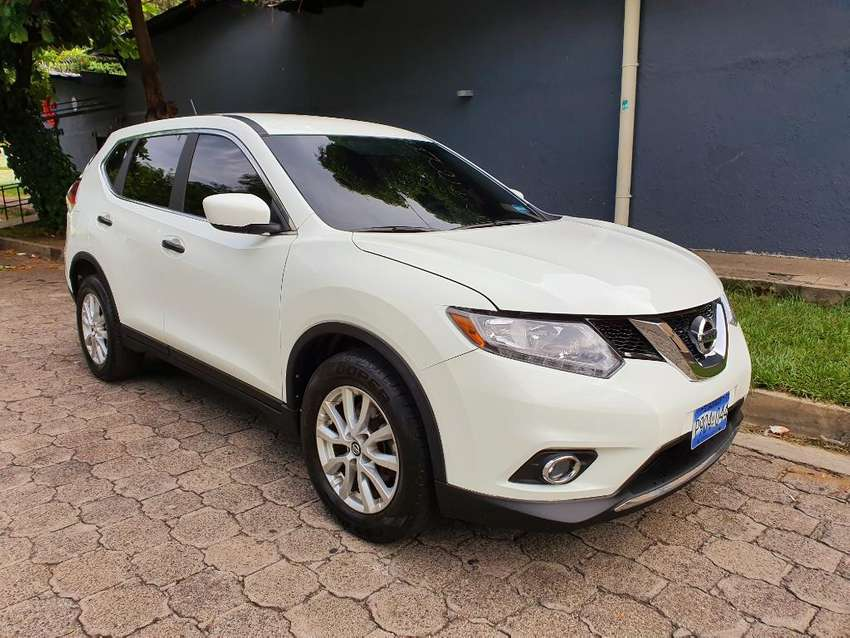 Nissan Rogue 2016 4x4 Full Extras 0