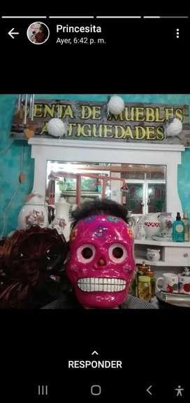Mascara Mexicana  Catrina