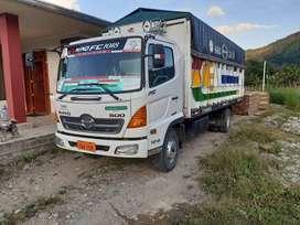 Vendo flamante camión Hino FC 2018