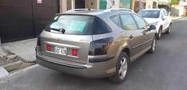 Vendo Peugeot 407 SW  año 2006