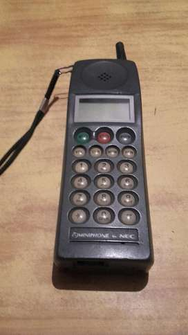 Celular Antiguo Miniphone By Nec