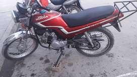 Honda hero 100