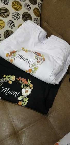 Camisetas Morat