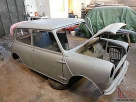 Vendo carroceria mini austin 1965