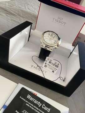 Lindos reloj tissot