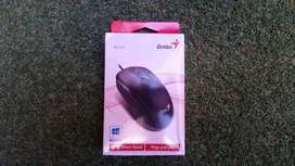 Mouse Genius Alámbrico Usb DX-110