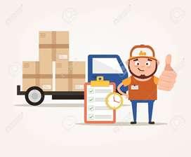 Auxiliar Operativo de Monte y desmonte de logística de eventos