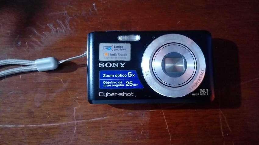 Cámara Fotográfica Sony 0