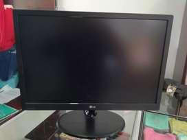 Monitor LG 19.5 plg HDMI, VGA