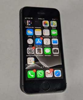 Vendo iPhone SE en perfecto estado