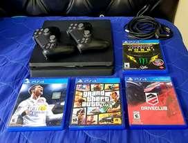 PlayStation 4 Slim 1 TERA