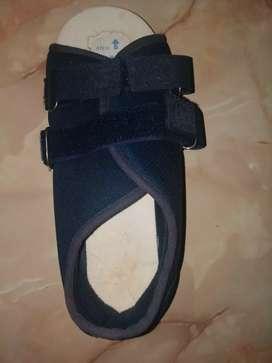 Sandalia ortopédica