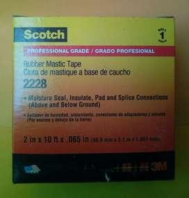 Cinta Scotch 2228 - Mastic de Goma - 3 M