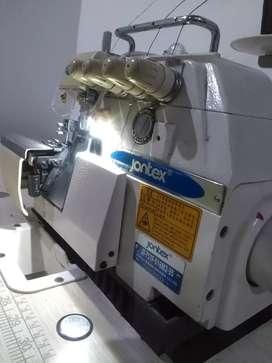 Maquina fileteadora jontex