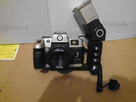 Camara fotografica antigua