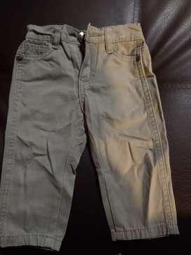 Pantalón para niño de seis meses marca  epk