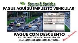 SEGUROS Y SERVICIOS DE TRANSITO