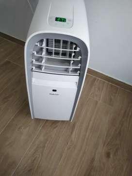 Vendo aire portátil 3200 frio/calor