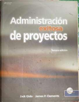 Libro administracion exitosa de proyectos para aquellos que se dedican al emprendimiento y creacion de empresas U94