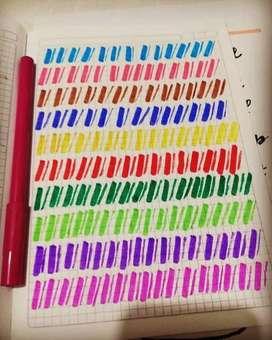 Lettering y Letras lindas