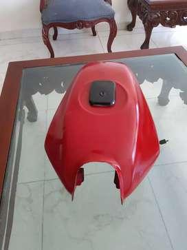 Tanque para moto