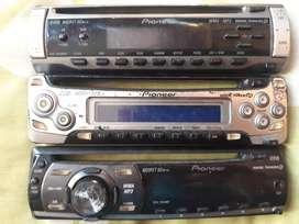 Radios pioneer (usadas)