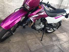 Honda tornado 2015 impecable