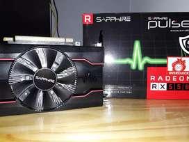 Rx 550 Sapphire Pulse 4Gb Gddr5 OC