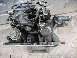 CARBURADOR 1300 CON MULTIPLE COMPLETO PARA CHEVROLET SWIFT 1300 UNO A.