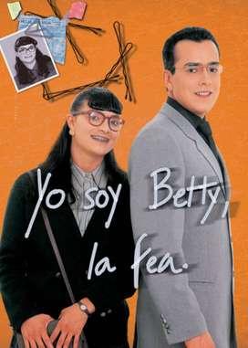 Yo Soy Betty, La Fea (335 Cap) + Ecomoda (35 Cap) Envío Incluido