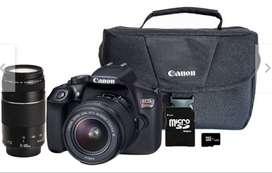 Cámara Eos T6 Canon