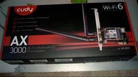 ADAPTADOR PCIe WI-FI 6