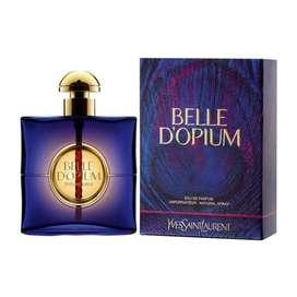 Perfume Yves Saint Laurent Belle D'Opium 90ml Mujer Eros
