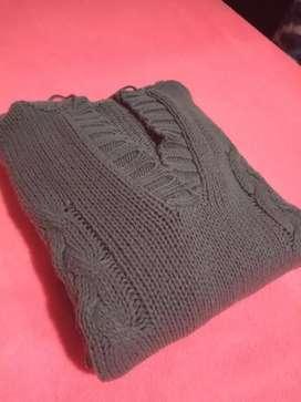 Sweater abrigado