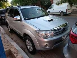 Toyota sw4 como nueva