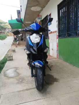 Vendo moto twis