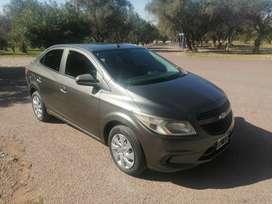 Chevrolet Prisma 1.4LT Nafta - Permuto menor