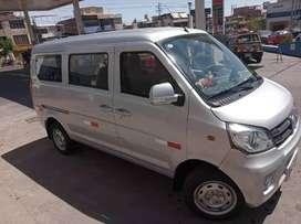 Vendo Minivan 8 pasajeros marca Jupiter de 33000 kilometraje