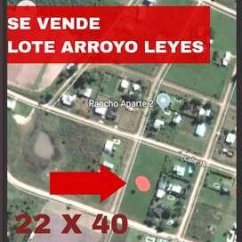 TERRENO ARROYO LEYES OPORTUNIDAD